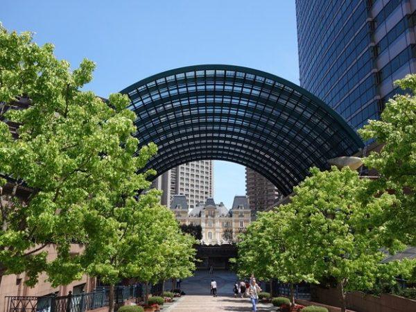 恵比寿駅前ガーデンプレイス