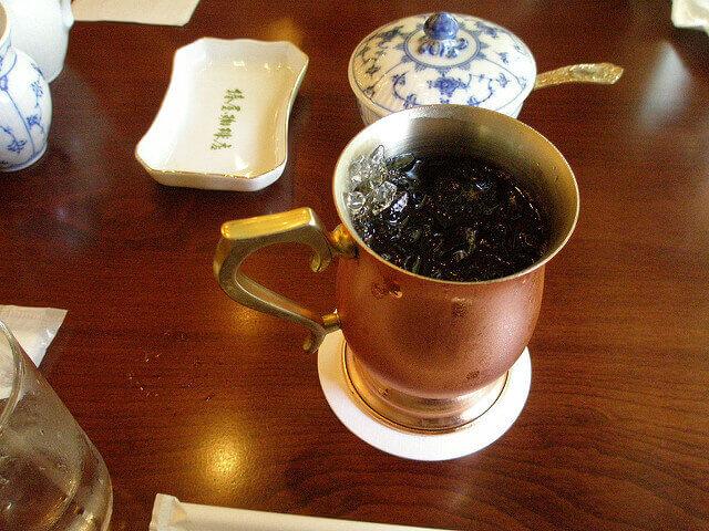 椿屋珈琲店のコーヒー