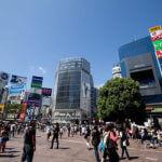 渋谷駅前の様子(バイト編)