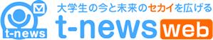 tnewsのロゴ