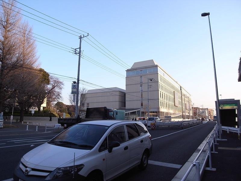 日吉駅周辺