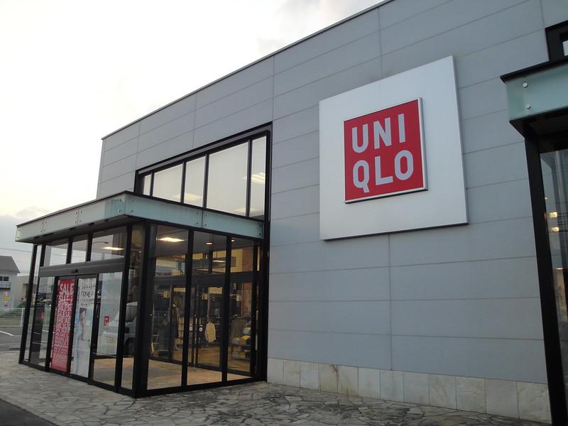 ユニクロ 北見店
