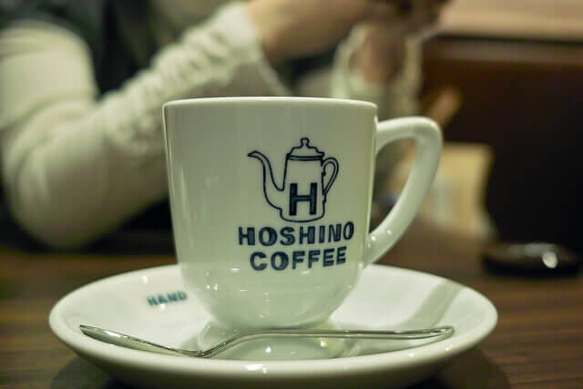 Hoshino Coffee 星乃珈琲店(阿佐ヶ谷店)