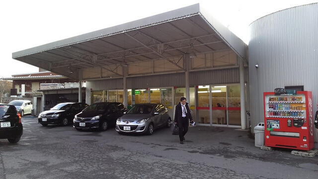 日産レンタカー 広島空港店