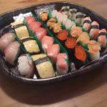 つきじ海賓のお寿司
